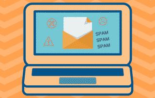 evitar e-mail spam
