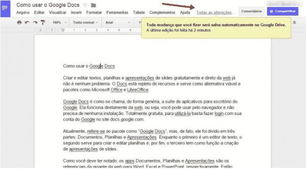 Google Docs - Como a ferramenta pode ajudar na produtividade da sua