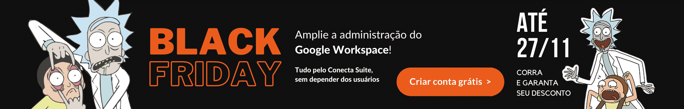 BLACK FRIDAY - Conecta Suite