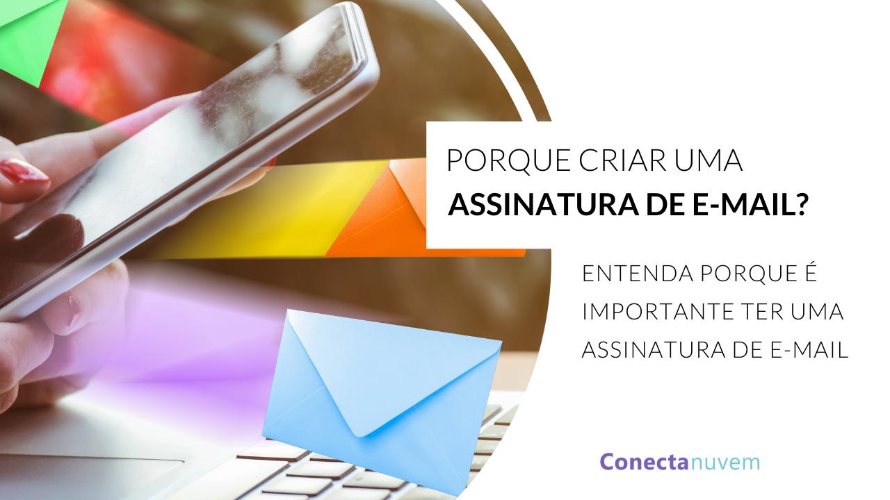 Assinatura de e-mail