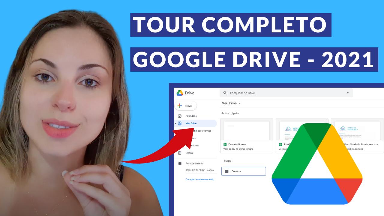 tour google drive